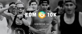 Edmonton 10K, presented by lululemon, extends runners' high with post-race party
