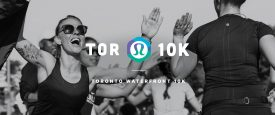 Toronto Waterfront 10K, presented by lululemon, extends runners' high with post-race party