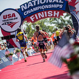 Registration for 2018 USA Triathlon Age Group National Championships Tracking Over 60 Percent Ahead of 2017
