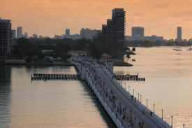 Fitbit Miami Marathon and Half Marathon is Both a Test of Endurance and a Winter Retreat