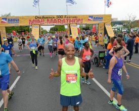 Meb Keflezighi to Run 2018 OneAmerica 500 Festival Mini-Marathon