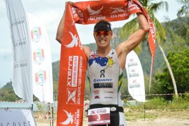 Langkawi host XTERRA Asia-Pacific Championship Saturday