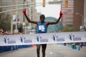 Returning Champions Highlight Elite Fields of  2018 CNO Financial Indianapolis Monumental Marathon and Half Marathon