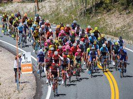 2019 Tour of Utah Announces 477-Mile Race Route