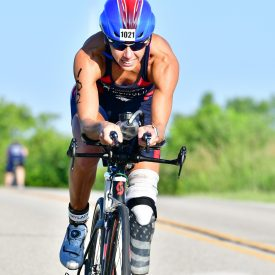 """Kelly Elmlinger named Paratriathlon Development Athlete of the Year: """"I didn't want to waste time on the sidelines"""""""