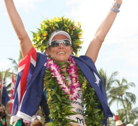 Mirinda Carfrae Kicks Off Kona-Focused 2016 Triathlon Season