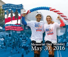 City of Laguna Hills Memorial Day Race Honors Fallen Marines