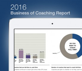 TrainingPeaks Releases the 2016 Business of Coaching Report