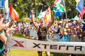 Triathlon Prodigy Mauricio Mendez Crowned 2016 XTERRA World Champion