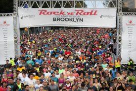 Hollis Brown to Headline the Synchrony Financial Rock 'n' Roll Brooklyn Half Marathon