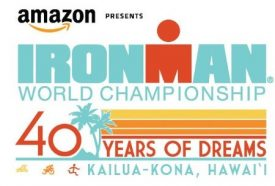 Professional Triathlete Field Set for the 2018 IRONMAN World Championship Brought to You by Amazon