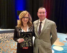 P3R CEO Patrice Matamoros Recipient of Running USA Women's Leadership Award
