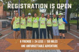 Run Wild Along the Great Allegheny Passage During the 2019 GAP Relay