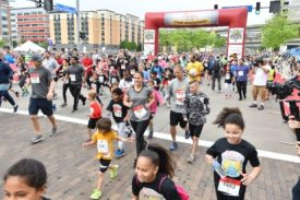"""A Record 16,000 Participate during """"Family Day"""" at the 2019 DICK'S Sporting Goods Pittsburgh Marathon"""