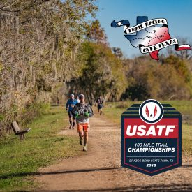 Registration Opening Tomorrow for the 2019 USATF 100 Mile Trail National Championship at Brazos Bend 100