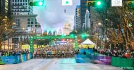 2019 Ascension Seton Austin Marathon Set for Epic Race Day