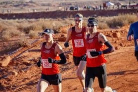 Altra Dominates at the Red Hot 55k/33k Trail Race