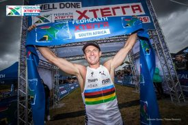 Weiss, Wasle win XTERRA South Africa and more from the XTERRA Planet