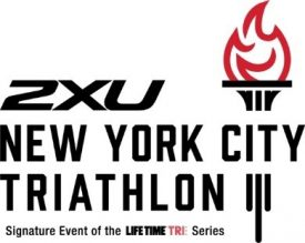 2XU Named Title Sponsor of New York City Triathlon