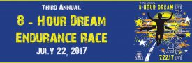8-Hour Dream Endurance Race Runners Finish with Close Results