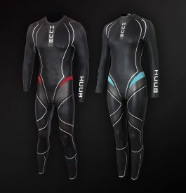 HUUB release third version of Aegis wetsuits