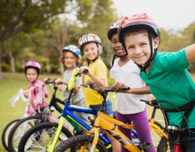 New Campaign Will Provide Free Bikes and Training to Teach Every Child to Bike