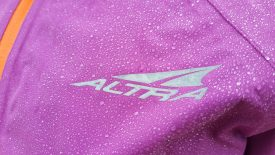 Weatherproof Your Run With Altra Footwear's New Waterproof Jacket and Shoes
