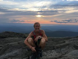 Triathlete Alyssa Godesky Sets Fastest Known Time on Vermont's 273-mile Long Trail