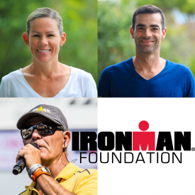 Mirinda Carfrae, Timothy O'Donnell, Mike Reilly, Return to Lead 2018 IRONMAN Foundation Ambassador Teams