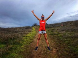Altra Signs Amelia Boone – World Champion  Obstacle Course Racer and Ultrarunner