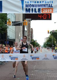 More Than One Type of Winner at the Monumental Mile