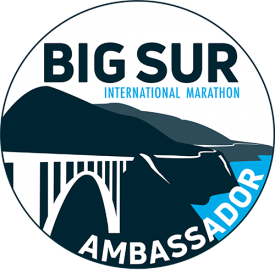 Big Sur International Marathon Launches Ambassador Program for 2020 Race