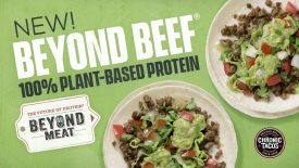 Chronic Tacos Partners with Beyond Meat®