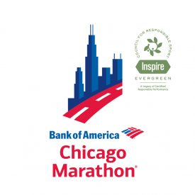 2018 Bank of America Chicago Marathon Takes its Place as an Evergreen Level Inspire Event for Commitment to Sustainability