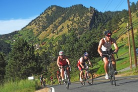 Life Time Tri Boulder Peak Hosts 25th Annual Race July 10