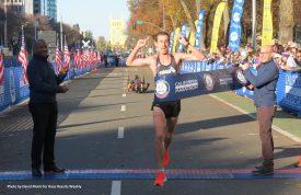 Brogan Austin Wins USATF Marathon Championship, Capping Triumphant Day for California Upstart rabbit