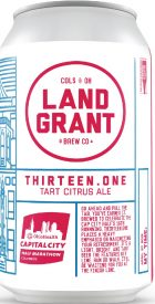 Land-Grant Produces Custom Limited Edition Beer To Continue Ground-Breaking Sponsorship of OhioHealth Capital City Half Marathon