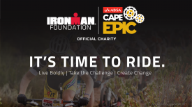 World Class Professional Triathletes Sebastian Kienle and Ben Hoffman to Lead 2018 IRONMAN Foundation Absa Cape Epic Mountain Bike Team