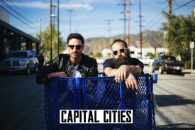 Capital Cities To Headline 2018 Toyota Rock 'N' Roll Las Vegas Marathon and ½ Marathon