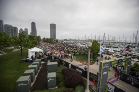 Sold Out Spring Half Marathon Returns to Help the Park at Lakeshore East on Sunday, May 22
