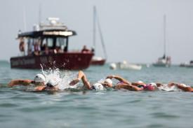 Transamerica Chicago Triathlon & 100 Club of Chicago  Launch the 100 Club Challenge