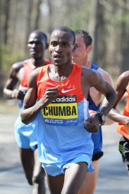 Kenya's Dickson Chumba Aiming For Canadian All Comers' Record