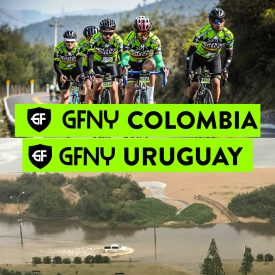 Colombian riders dominate at GFNY Colombia