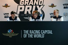 Dryer and Reinbold Racing to Promote the 500 Festival mini-mini in 103rd Running of the Indianapolis 500