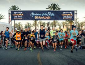 Aquarium of the Pacific Continues Title Sponsorship of 5K Run/Walk and 1-Mile Kids Fun Run in Conjunction with the JetBlue Long Beach Marathon
