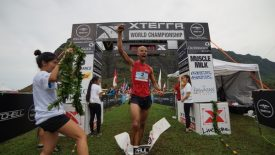 Gray, Carson win Paul Mitchell XTERRA Trail Run World Championship