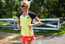 IRONMAN World Champion Mirinda Carfrae Guest Speaker At The 2017 Naperville Women's Half Marathon & 5K
