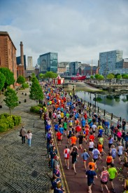 Rock 'n' Roll Liverpool Marathon Provides Boost for Local Economy