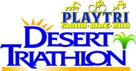 Desert Triathlon Announces Playtri Oceanside as Title Sponsor