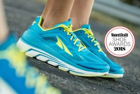 """Altra's Duo Road Shoe Awarded """"The Best Workout Shoes of 2018"""" by Women's Health"""